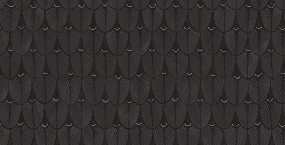 Cole & Son - Ardmore Narina Charcoal 109/10046