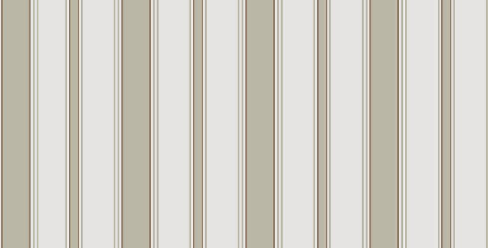 Cole & Son - Marquee Stripes Cambridge Stripe Soft Green 96/1006