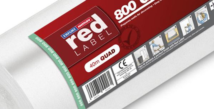 800 Grade Red Label Lining Quad LRH080056QEAM