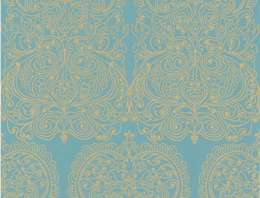 Cole & Son - New Contemporary II Alpana Yellow 69/2107