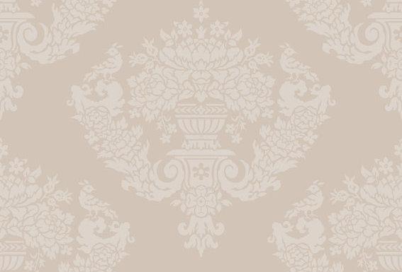 Cole & Son - Archive Traditional Sudbury Off White 88/12047