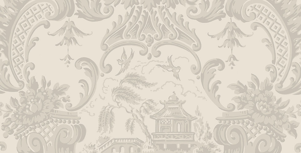 Cole & Son - Archive Anthology Chippendale China Linen 100/3012
