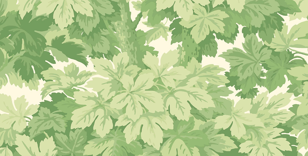Cole & Son - HRP Great Vine Leaf Green 98/10045