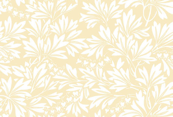 Cole & Son - Archive Traditional Dialytra Ochre & White 88/11046
