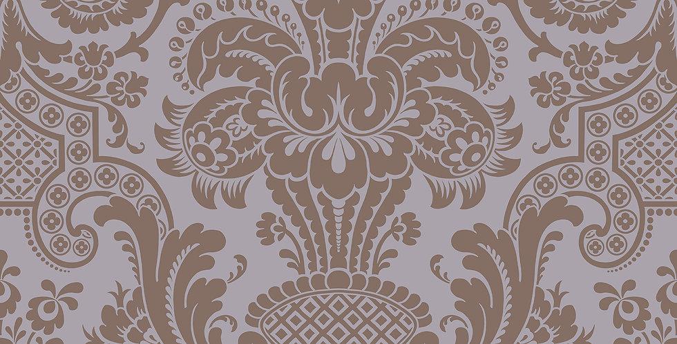 Cole & Son - Mariinsky Damask Petrouchka Lilac 108/3015