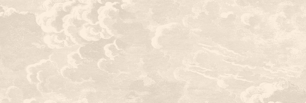 Cole & Son - Fornasetti Senza Tempo Nuvolette Stone 114/28056