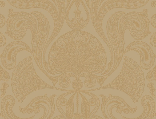 Cole & Son - The Contemp Coll Malabar Gold on Sand 66/1002