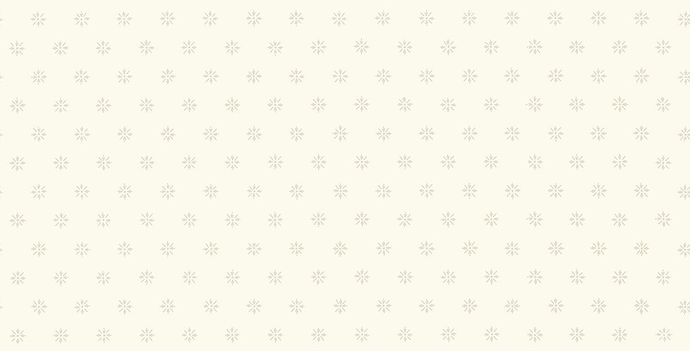 Cole & Son - Archive Anthology Victorian Star Ivory 100/7035
