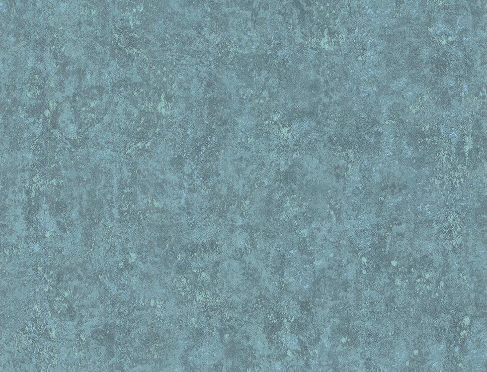 Cole & Son - Foundation Salvage Bright Aqua & Pewter 92/11049