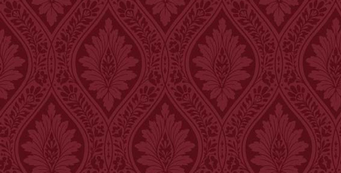 Cole & Son - Archive Traditional Florence Claret 88/9040
