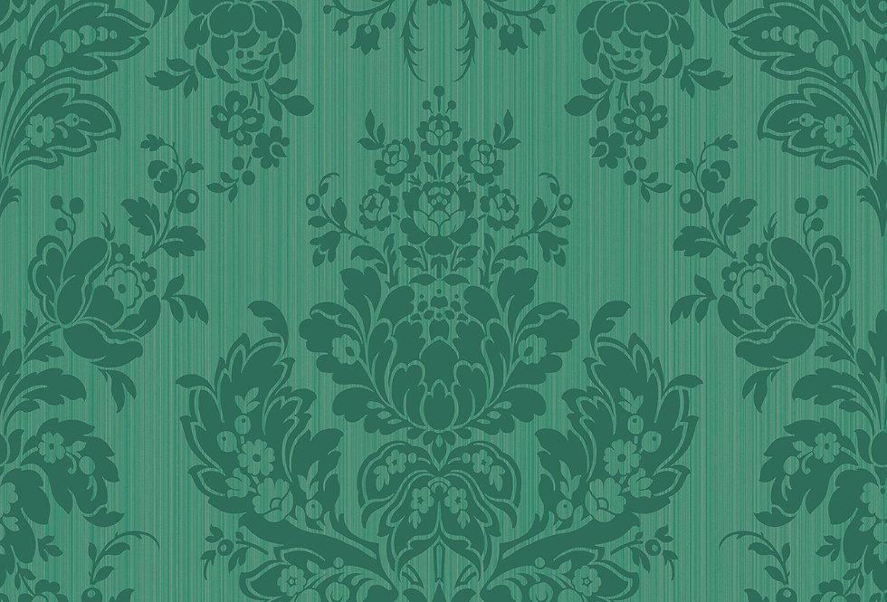 Cole & Son - Mariinsky Damask Giselle Forest Green 108/5027