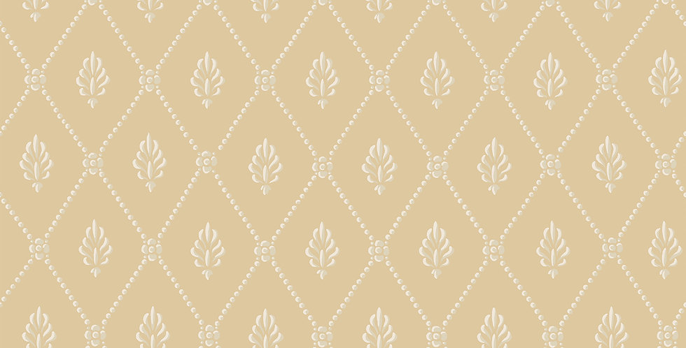 Cole & Son - Archive Anthology Alma Yellow 100/11050