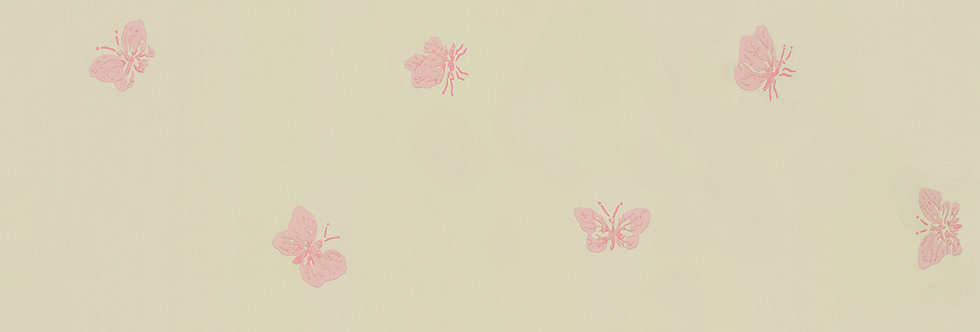 Cole & Son - Whimsical Peaseblossom Linen & Pink 103/10036