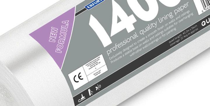 1400 Grade Professional Lining Quad L061