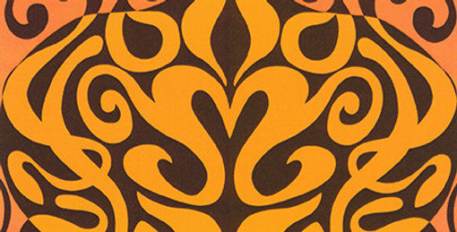 Cole & Son - New Contemporary II Woodstock Yellow 69/7126