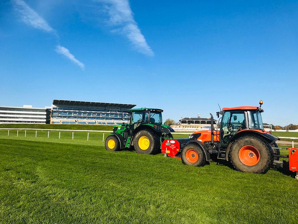 Sports Pitch Renovation & Grounds Maintenance Rotherham