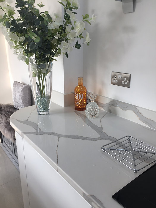 Granite & Quartz Kitchen Worktops Sheffield
