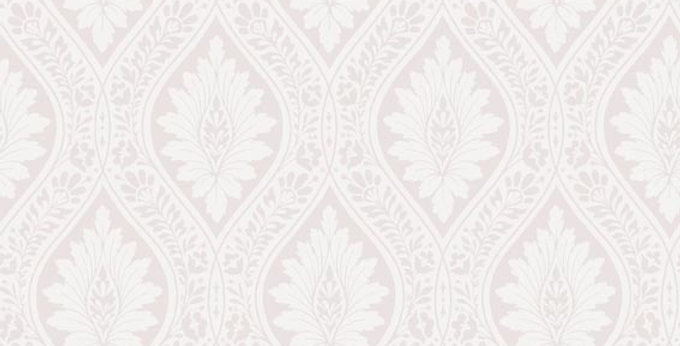 Cole & Son - Archive Traditional Florence White & Grey 88/9038