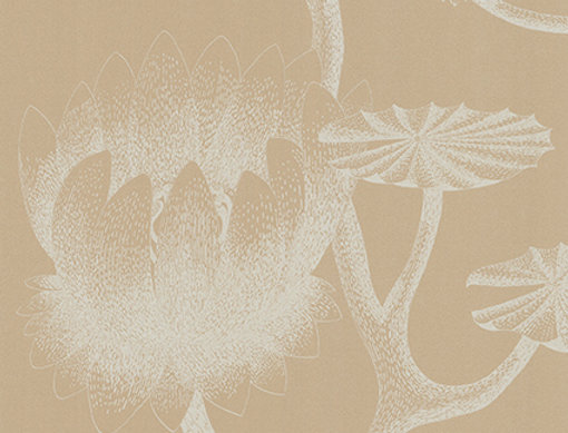 Cole & Son - New Contemporary II Lily Beige 69/3113
