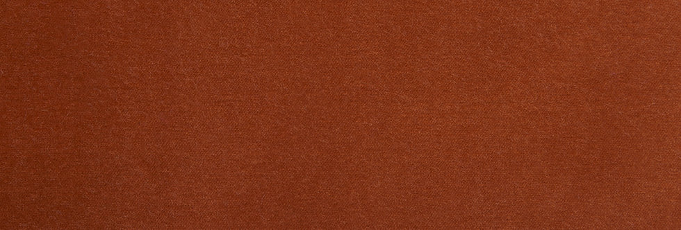 Cole & Son - The Contemp Coll Fabrics Colour Box Velvet Ginger F111/11045