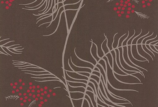 Cole & Son - New Contemporary II Mimosa Red 69/8129