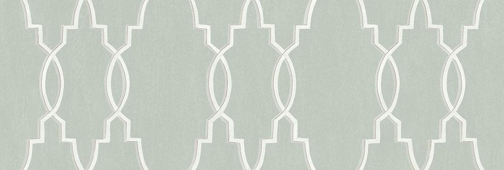 Cole & Son - Folie Parterre Border French Grey 99/3013