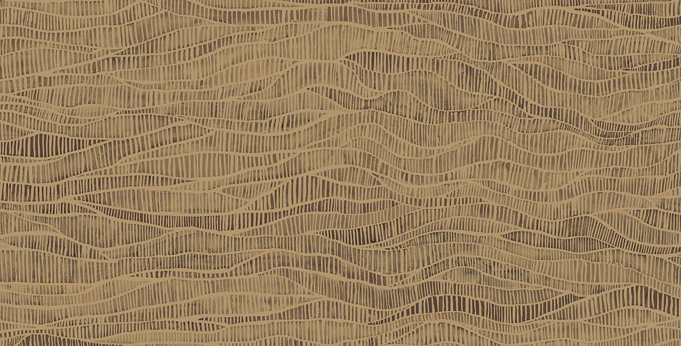 Cole & Son - Botanica Meadow Bronze & Soot 115/13041