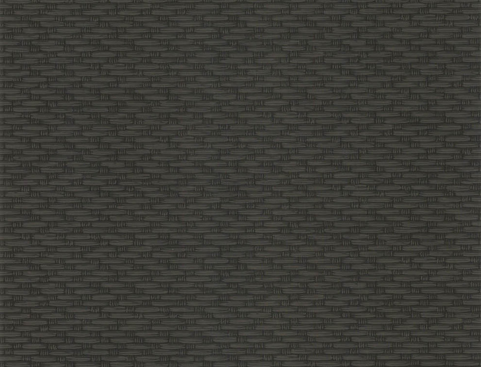 Cole & Son - Foundation Weave Black 92/9043
