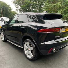 Jaguar E-Pace Black