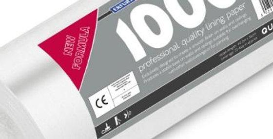 1000 Grade Professional Lining Quad L040