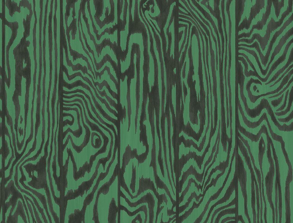 Cole & Son - Curio Zebrawood Emerald 107/1001