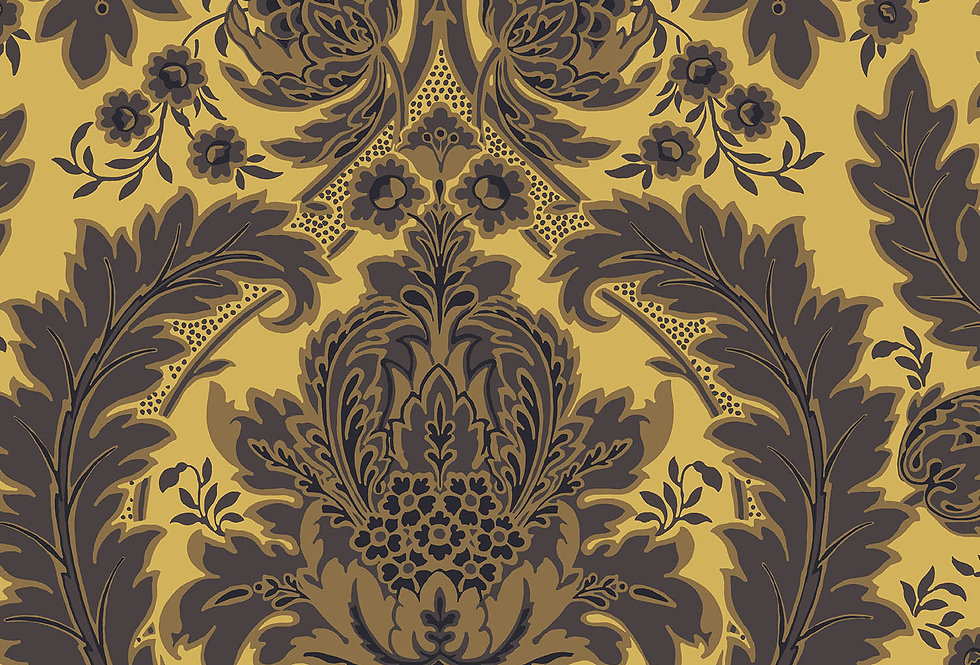 Cole & Son - Albemarle Coleridge Yellow 94/9049