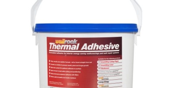 Wallrock Thermal Liner Adhesive 5kg APZGLUE05PEAM