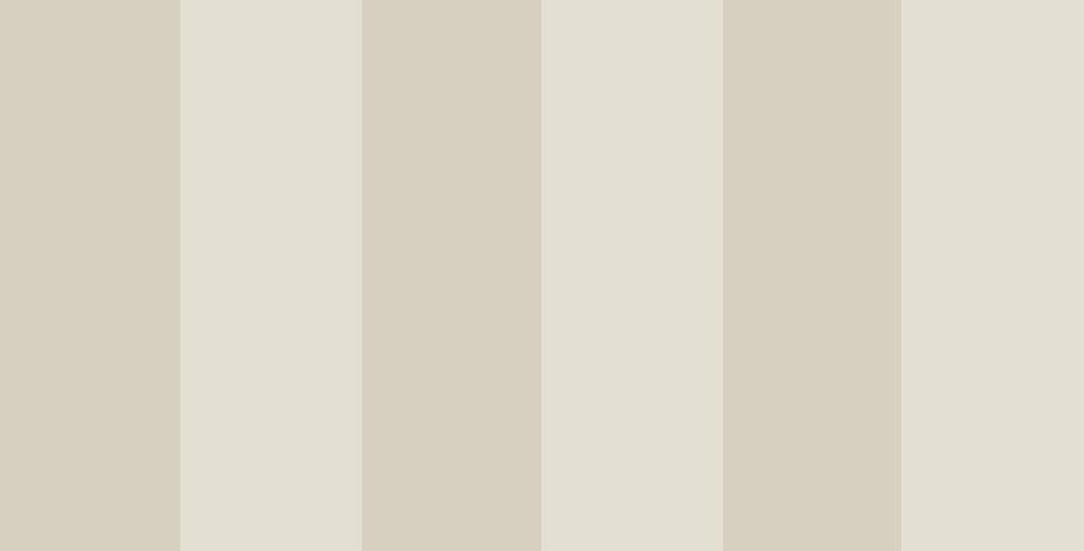 Cole & Son - Marquee Stripes Glastonbury Stripe Parchment 110/6033