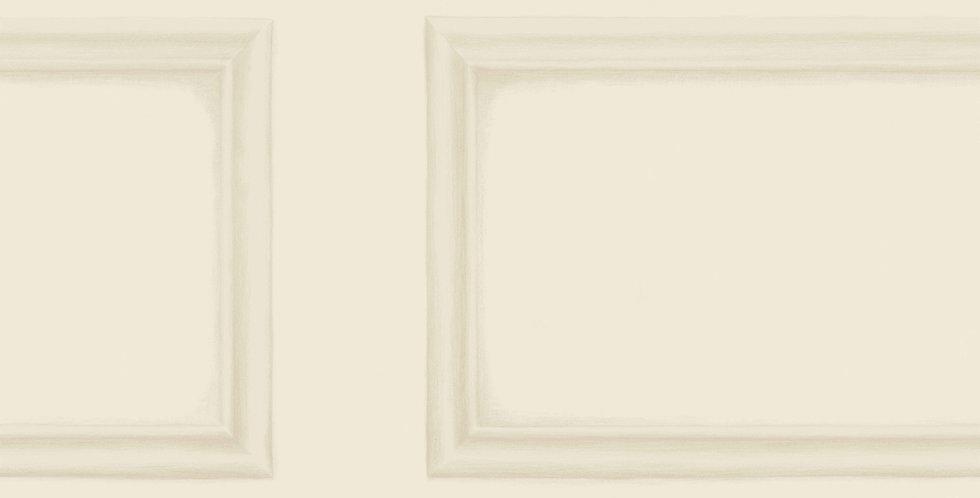 Cole & Son - HRP Library Frieze Cream 98/8033