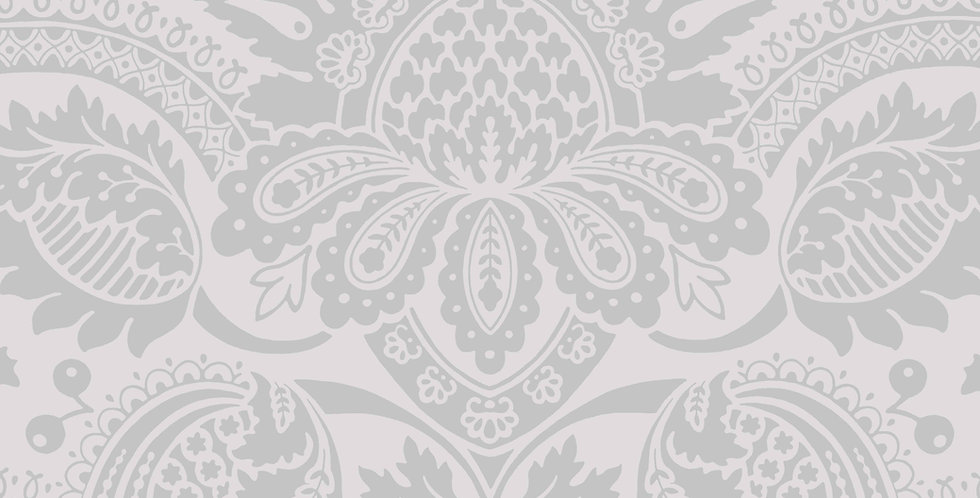 Cole & Son - HRP Dukes Damask Grey 98/2006