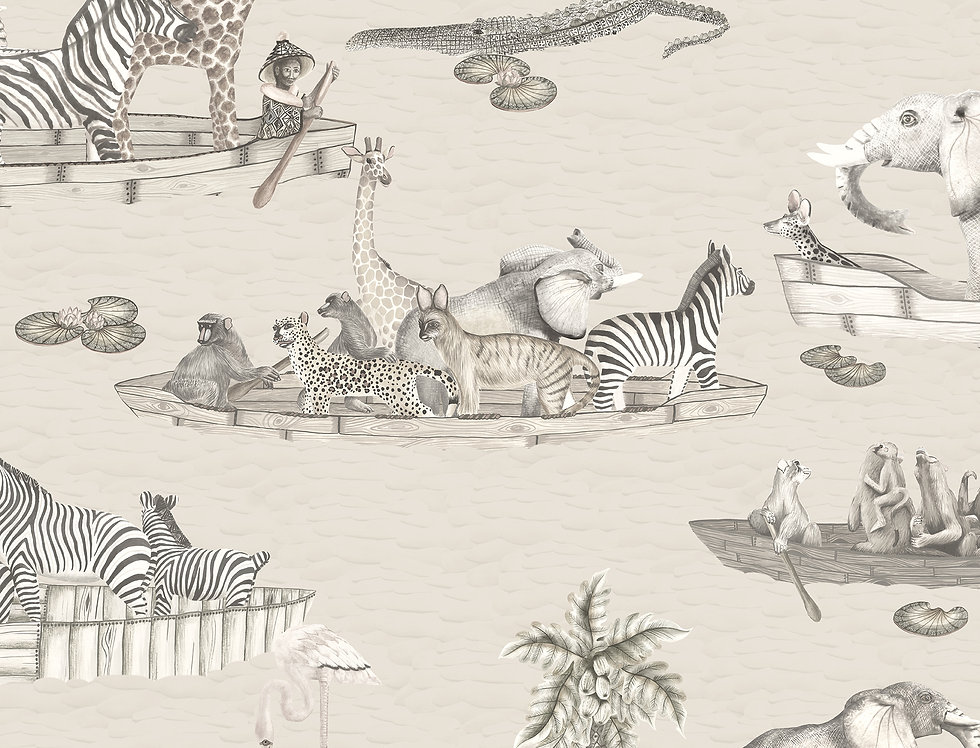 Cole & Son - Ardmore Zambezi Neutral 109/14062