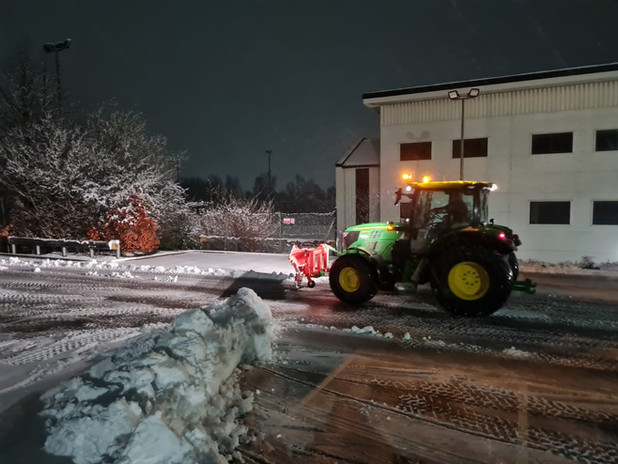 Winter Maintenance Services