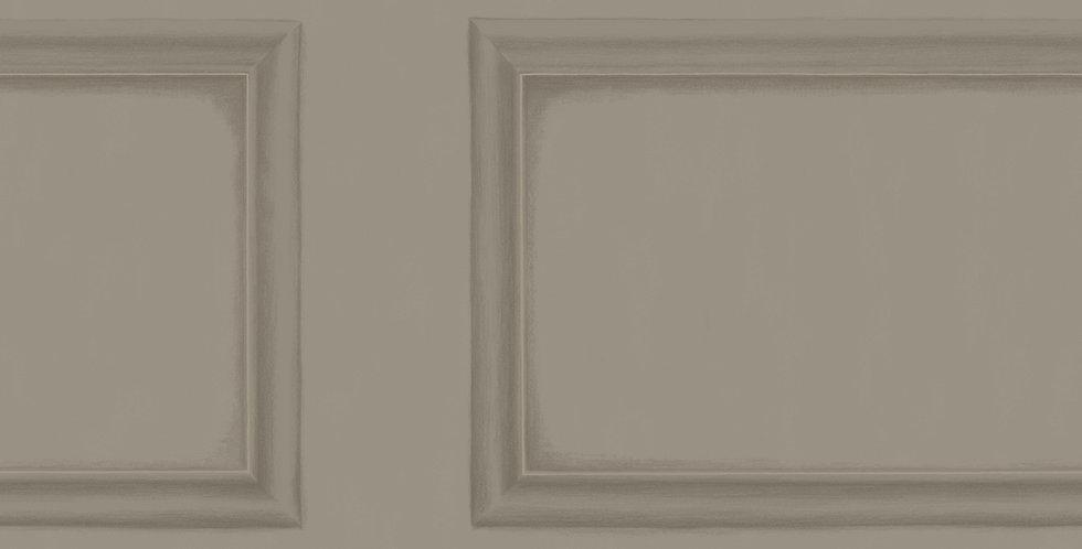 Cole & Son - HRP Library Frieze Dark Linen 98/8037