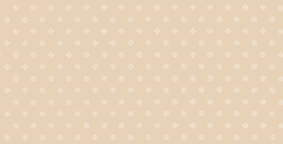 Cole & Son - Archive Anthology Victorian Star Yellow 100/7034