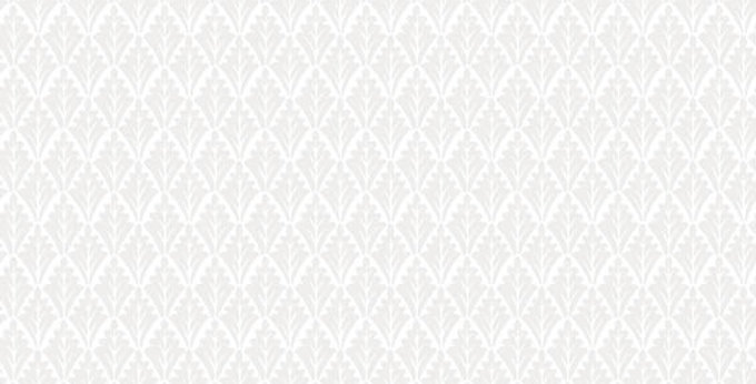 Cole & Son - Archive Traditional Lee Priory White & White 88/6024