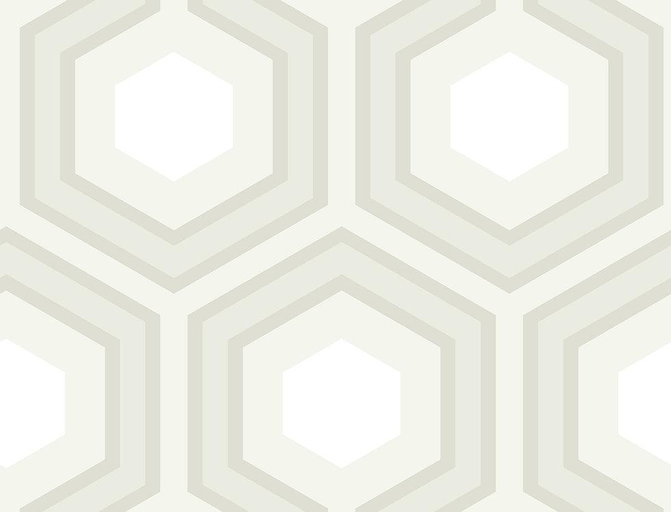 Cole & Son - Contemporary Restyled Hicks' Grand White 95/6037