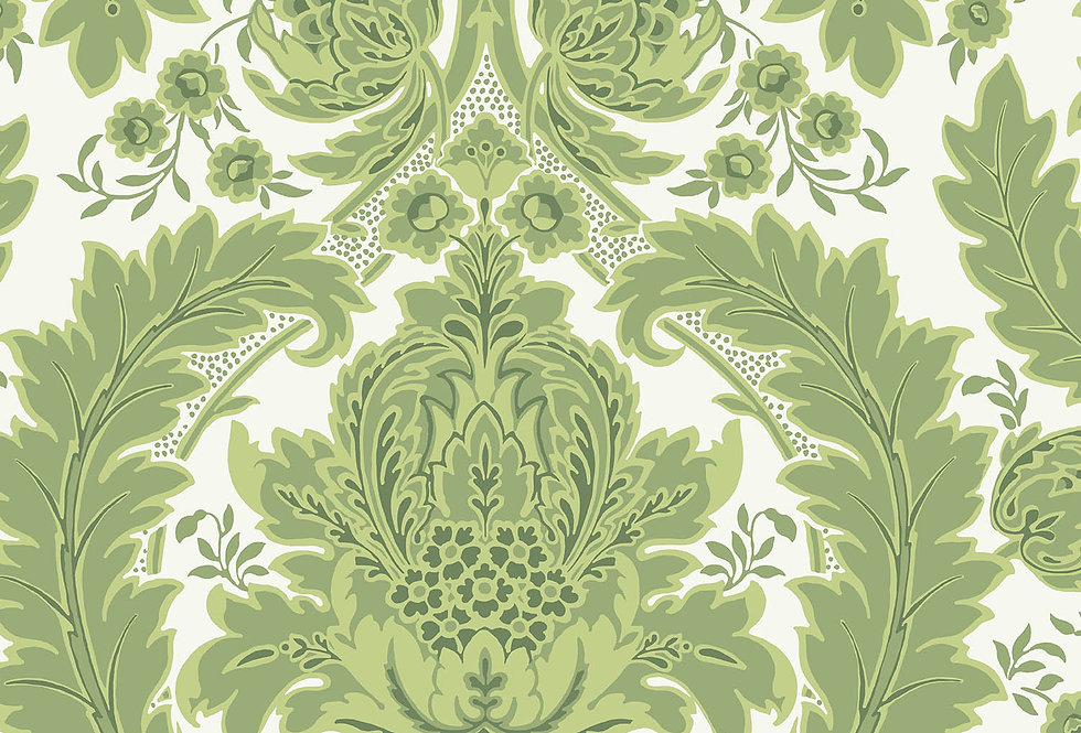 Cole & Son - Albemarle Coleridge Green 94/9050