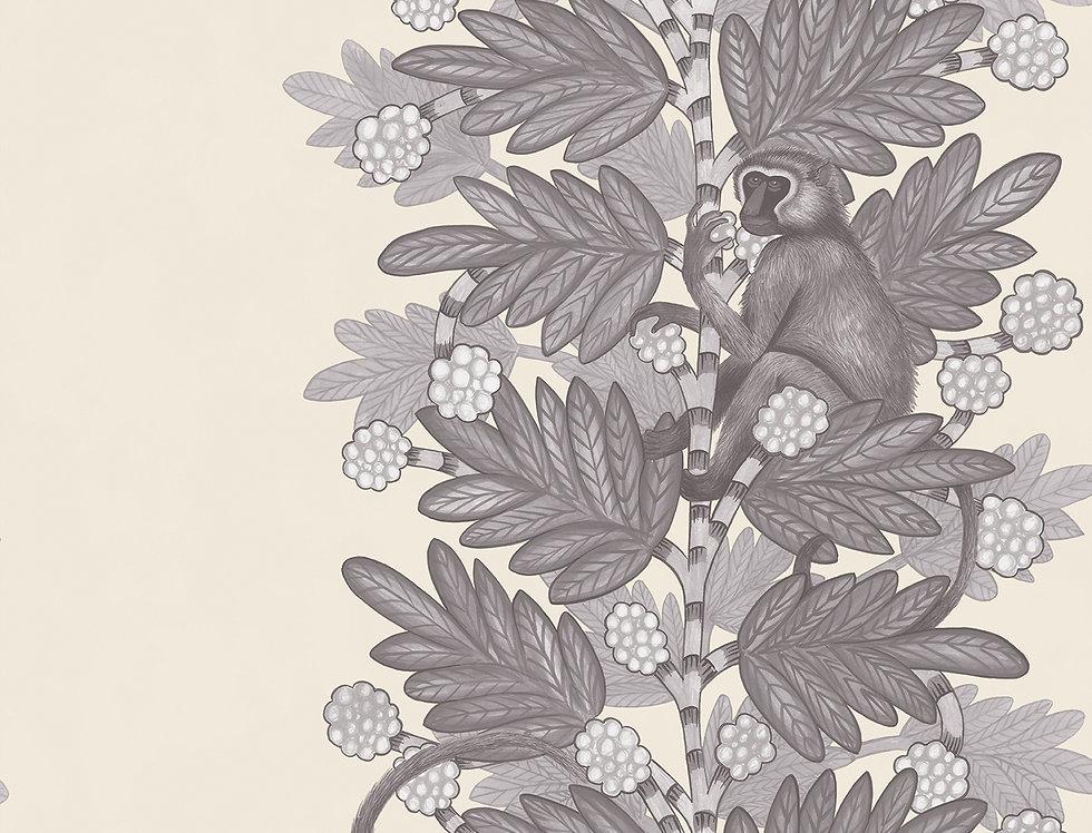 Cole & Son - Ardmore Acacia Grey + White 109/11053