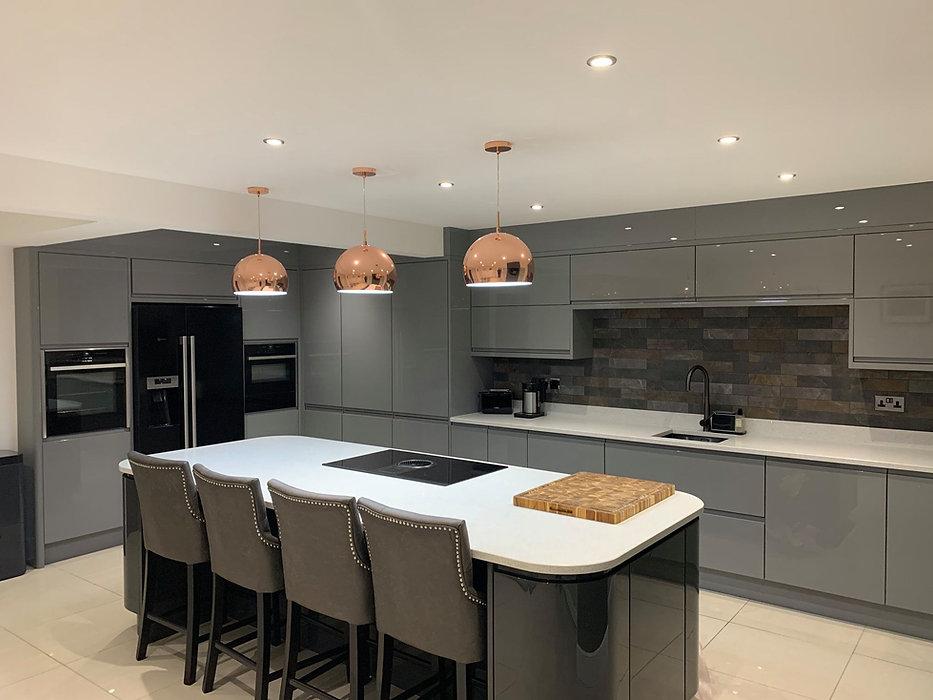 Granite & Quartz Kitchen Worktops Sheffield