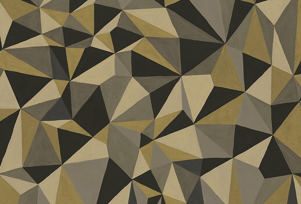 Cole & Son - Curio Quartz Gold & Silver 107/8038