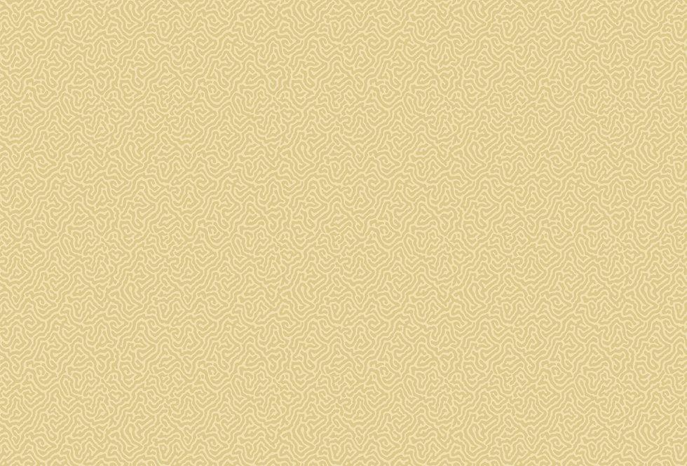 Cole & Son - Landscape Plains Coral Ochre 106/5074
