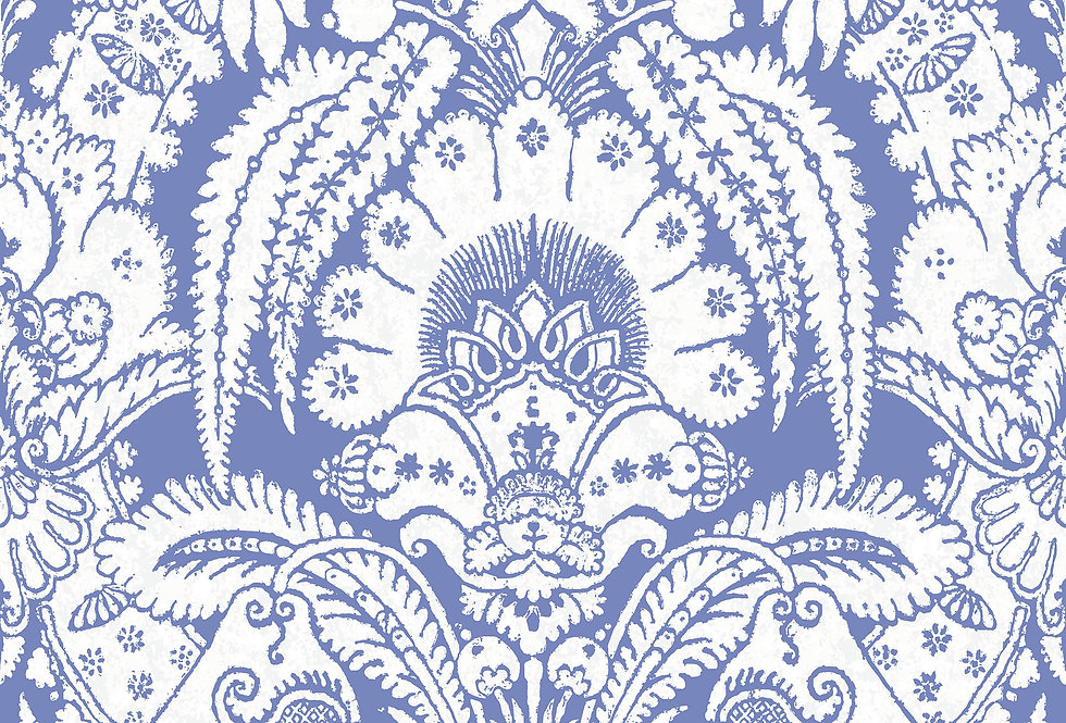 Cole & Son - Albemarle Chatterton Blue 94/2012