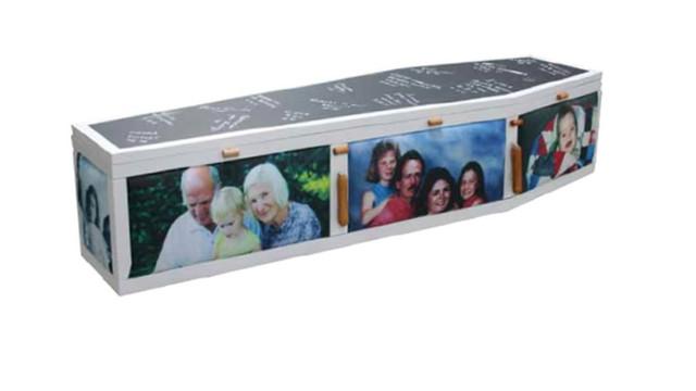 Pathway Bespoke Coffin £995
