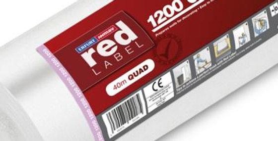 1200 Grade Red Label Lining Quad LRH120056QEAM